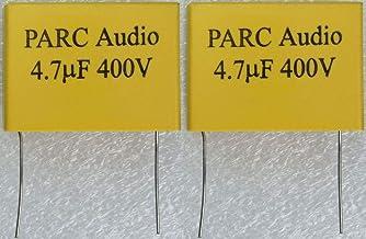 フィルムコンデンサー(4.7uF) 2個セット DCP-FC001-470-2