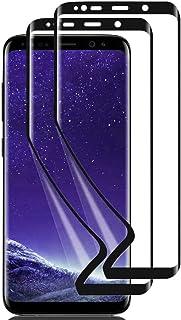 Galaxy Note9 フィルム【2枚】Note9 TPU 保護フィルム【2021改良】今年最先端TPU材【ディスプレイ指紋認証対応・3D全面保護・高感度・指紋防止・傷自動修復・ 取扱簡単 ・独創位置付け設計 】Samsung Galaxy ...
