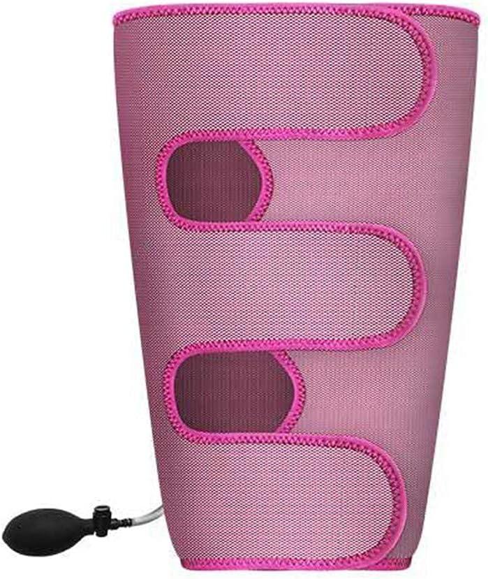 DFJU Los airbags de cinturón de corrección de piernas están presurizados libremente Inflables Cómodas Correas fáciles de Usar para Corregir Varios Tipos de piernas