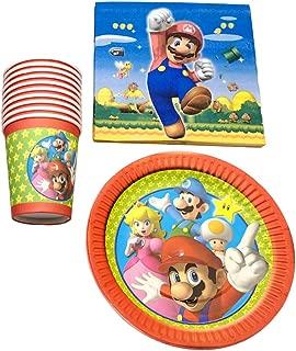 Mejor Super Mario Party Decorations de 2020 - Mejor valorados y revisados