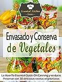 Envasado y Conserva de Vegetales...