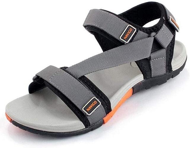 Tanxianlu été Sandales Hommes Chaussures Résistant Sandales De Plage Homme Noir