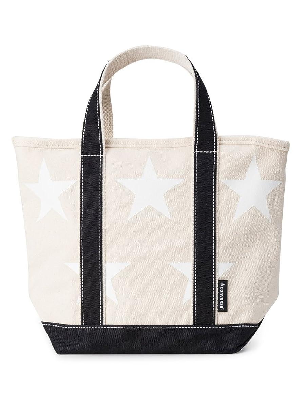 バラエティファイター生き返らせる[コンバース]CONVERSE S size STAR Print Tote Bag mini トートバッグ 17946000