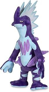 Pokémon Center: Toxtricity (Low Key Form) Poké Plush, 15 Inch
