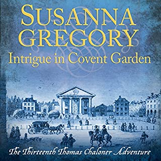 Intrigue in Covent Garden cover art