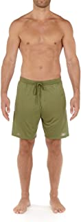 Hom Men's Cocooning Shorts Pajama Bottoms