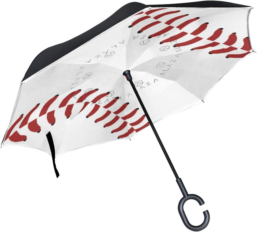 SLHFPX Reverse Umbrella Baseball Windproof Japan Maker New Aut Challenge the lowest price of Japan ☆ Inverted
