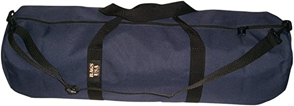 product image for BAGS USA Duffle Bag,Camping roll Bag, Yoga mat Bag,Snorkel and Fin Bag,Made in U.s.a.