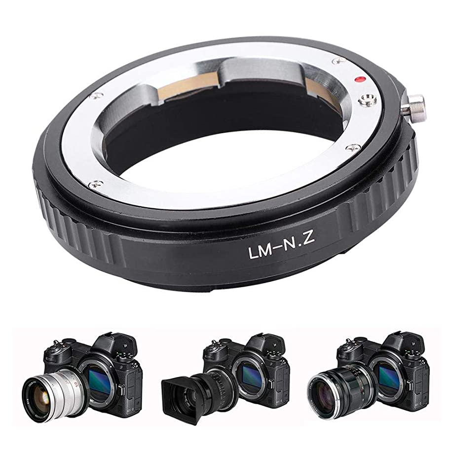 Semme Mount Adapter Ring for Leica M Mount Lens for Nikon Z Mount Z6 Z7 Camera