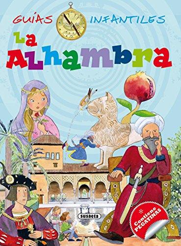 La Alhambra (Guías infantiles) - 9788467729108