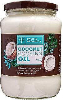 Pacific Organics Organic Cooking Coconut Oil, 700ml