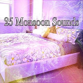 25 Monsoon Sounds