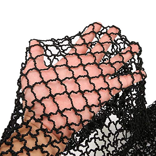 Replacement Net for Roundnet Game, Tournament Net Compatible with Spike Game Ball
