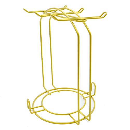 Stainless Steel Wire Rack Display Stand Service for Tea Cups,Bracket by Pukka Home +