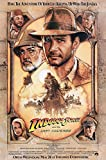 "Posters USA Indiana Jones and the Last Crusade Movie Poster GLOSSY FINISH - MOV063 (24"" x 36"" (61cm x 91.5cm))"