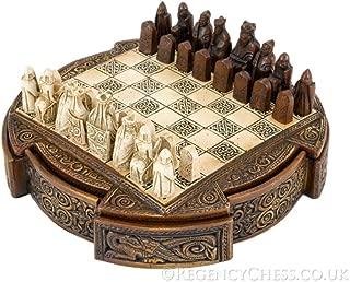 celtic chess set