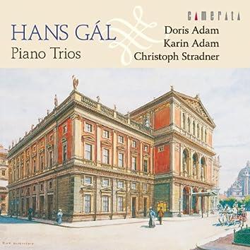 Hans Gal: Piano Trios