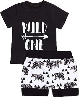wild one shirt boy