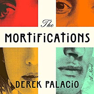 The Mortifications audiobook cover art