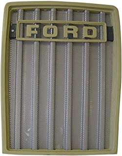 Ford Tractor Front Grille D5NN8200A, 231, 2600, 335, 3600, 3900, 4100, 4600, 515, 531, 532, 5600, 5900, 6600, 7600