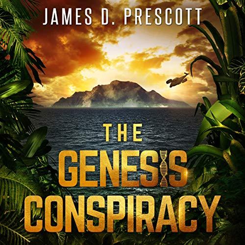The Genesis Conspiracy audiobook cover art
