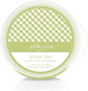 Gold Canyon Candles Scent Pod Wickless Candle (Ginger Lime)