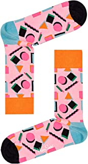 Happy Socks Unisex Nineties Crew Socks (One Pair)