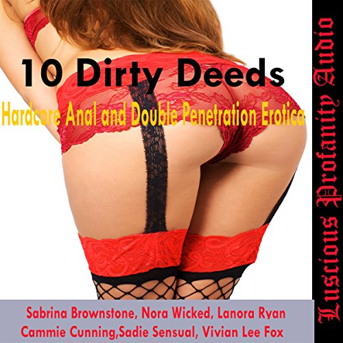 10 Dirty Deed audiobook cover art