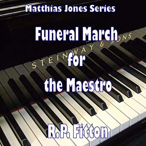 Funeral March for the Maestro audiobook cover art