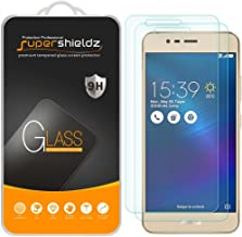 (2 Pack) Supershieldz for Asus (ZenFone 3 Max) (ZC520TL) 5.2 inch Tempered Glass Screen Protector, 0.33mm, Anti Scratch, Bubble Free
