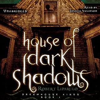House of Dark Shadows audiobook cover art