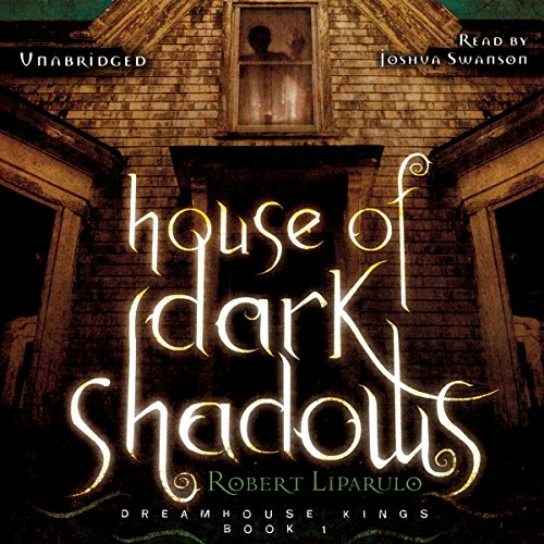 House of Dark Shadows cover art