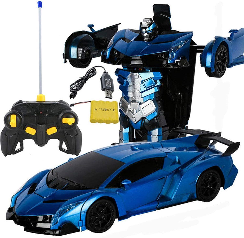Kinderfernsteuerungsroboterspielzeug, EinKnopfVerformungsfernsteuerungsauto, Fernsteuerungsdeformationsroboter, Gestikerkennendes Verformungsspielzeugauto, HeldenRettungsBots  Kindertag, das per
