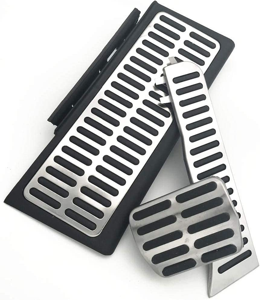 Z0XPin Car Accessories Accelerator Brake Pedal Clutch K security Translated Footrest