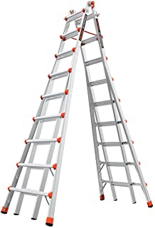 Amazon Com 11 To 21 Feet Step Ladders Ladders Tools Home Improvement