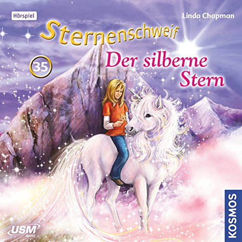 Der silberne Stern audiobook cover art
