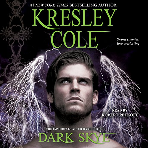 Dark Skye: Immortals After Dark, Book 15 audiobook cover art