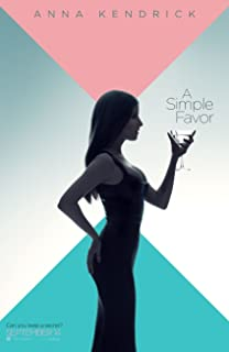 A SIMPLE FAVOR MOVIE POSTER 2 Sided ORIGINAL 27x40 ANNA KENDRICK