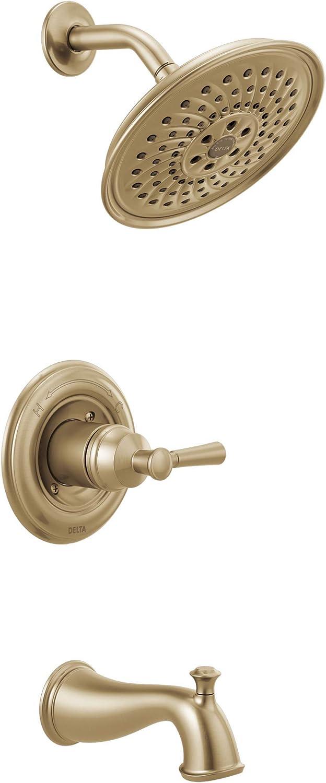 Delta Faucet 当店は最高な サービスを提供します Mylan 直営ストア Single-Function Gold Shower S and Tub