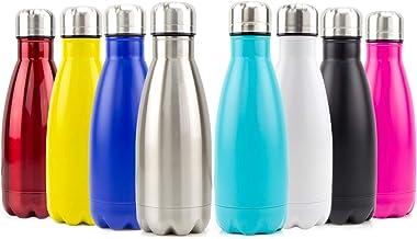 DRAGON SLAY TIDE vattenflaska rostfritt stål BPA-fri vakuumisolerad metall återanvändbar vattenflaska, dubbelvägg håller v...