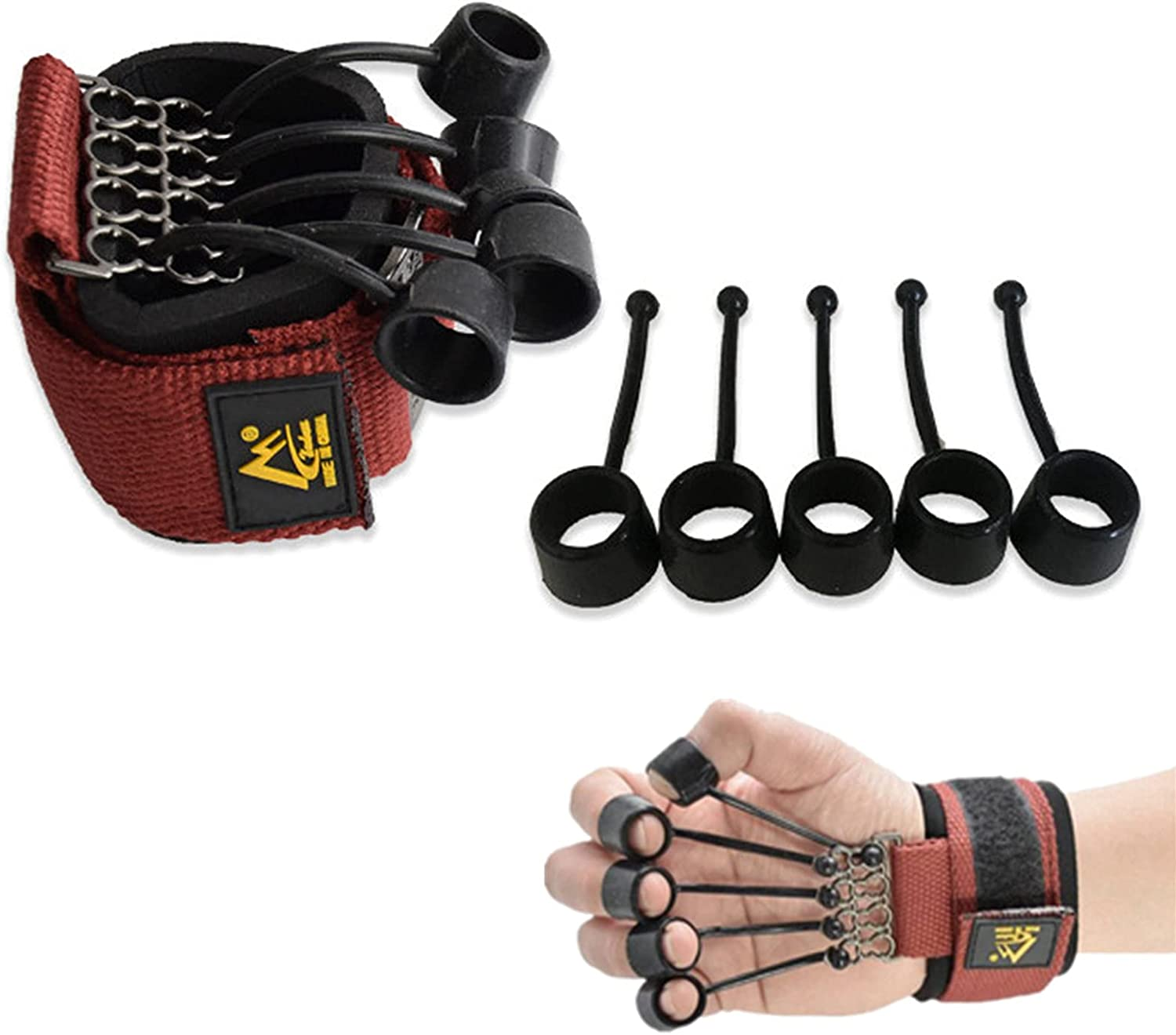 SHXJHXC Finger Exercisers 2021 Special price for a limited time model Hand Grip Strengthener for Strength