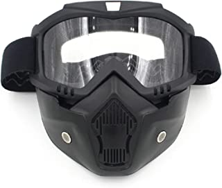 Aooaz Motorcycle Helmet Riding Off Road Equipment Outdoor Mask Mask Goggles