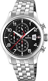 Festina F20374/6 Stainless Steel Analog Casual Watch for Men