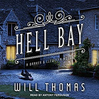 Hell Bay audiobook cover art