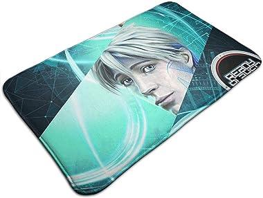 Alfombrilla de baño Ready Player One Memory Foam - Alfombra Antideslizante Absorbente para Interior/Exterior/Puerta de Entrad