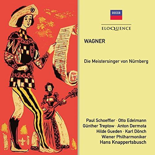 Hans Knappertsbusch, Wiener Staatsopernchor, Wiener Philharmoniker, Paul Schoeffler, Günther Treptow, Anton Dermota, Karl Dönch, Hilde Gueden & Otto Edelmann