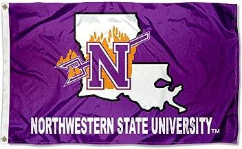 Northwestern State Demons NSU University Large College Flag