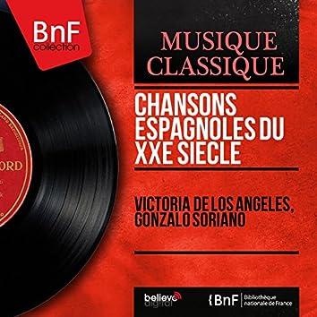 Chansons espagnoles du XXe siècle (Stereo Version)