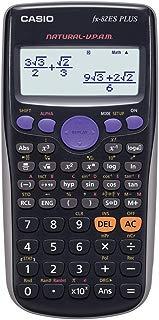 Calculadora Cientifica Casio FX-82ES Plus com 252 Funções - Preto