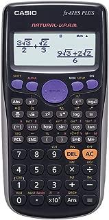 Casio FX-82ES Plus Non-Programmable Scientific Calculator,  252 Functions